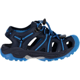 CMP Campagnolo Aquarii Hiking Sandals Kinder black blue-cyano